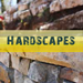 Hardscapes patios walkways walls